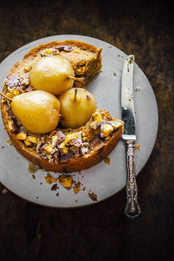 ... Cakes on Pinterest | Poppy seed cake, Hazelnut cake and Mascarpone