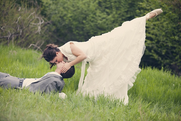 ballet wedding photos     Stephanie Sunderland Photography - home - Brad & Amy{Groomals}