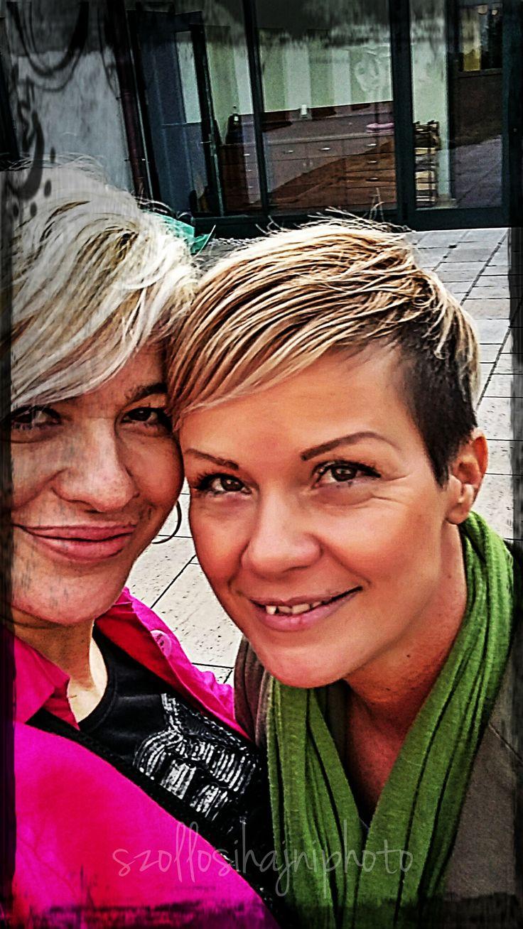 My sis and me
