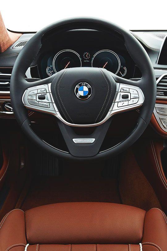 BMW 750Li xDrive Individual (G12) '2015