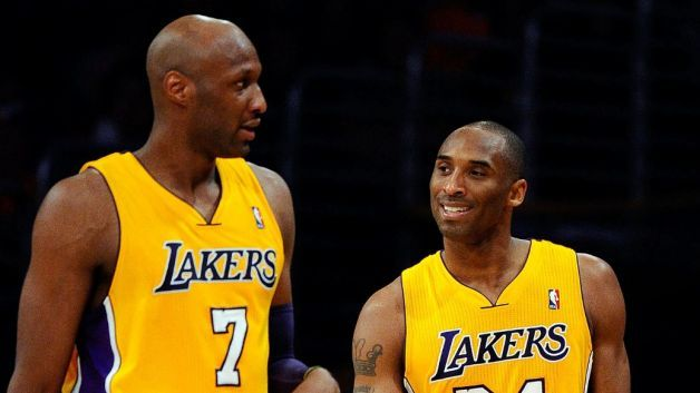 Kobe Bryant at Lamar Odom's Bedside | News | BET