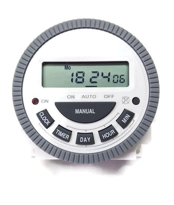 EMX Compatible ETM-17 Digital Timer 12V
