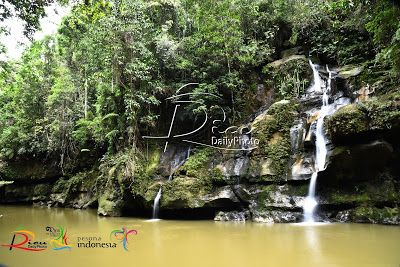 Sungai Kopu Green Canyon Ala Riau   RIAU DAILY PHOTO
