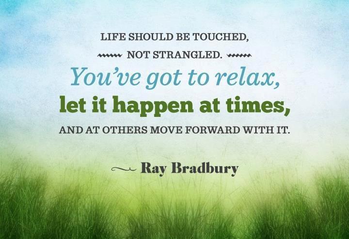 Ray BradburyMove Forward, Life Quotes, Words Of Wisdom, Bradbury Inspiration, Inspiration Thoughts, Relaxing, Inspiration Quotes, Moving Forward, Ray Bradbury