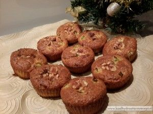 Pittige kaasmuffins 18 december 2014 - 07:56 Broodachtigen, Feest, Gebak en koek, Kerst, Oven, Pasen, Recepten, Vegetarisch