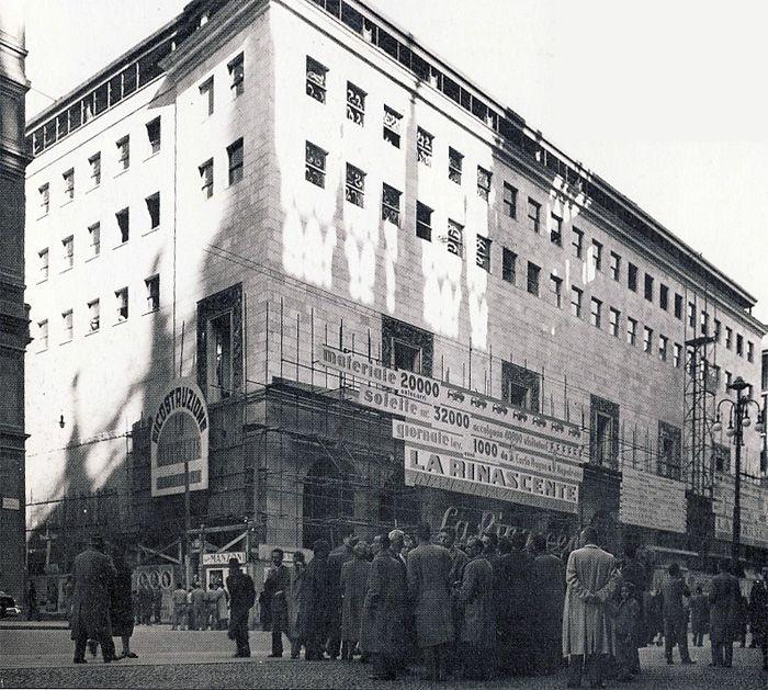 Rinascente, 1952