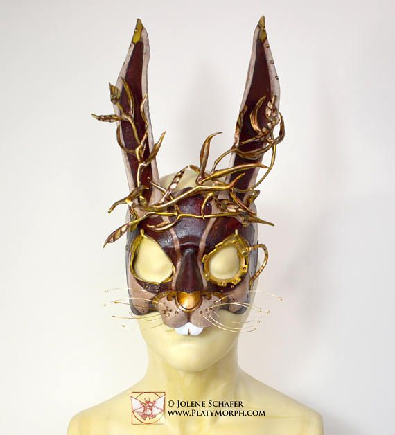 Hey, I found this really awesome Etsy listing at https://www.etsy.com/listing/525762046/made-to-order-steampunk-march-hare