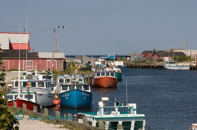 Glace Bay Wharf