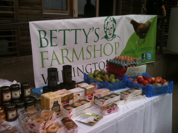 Betty's Farm Shop