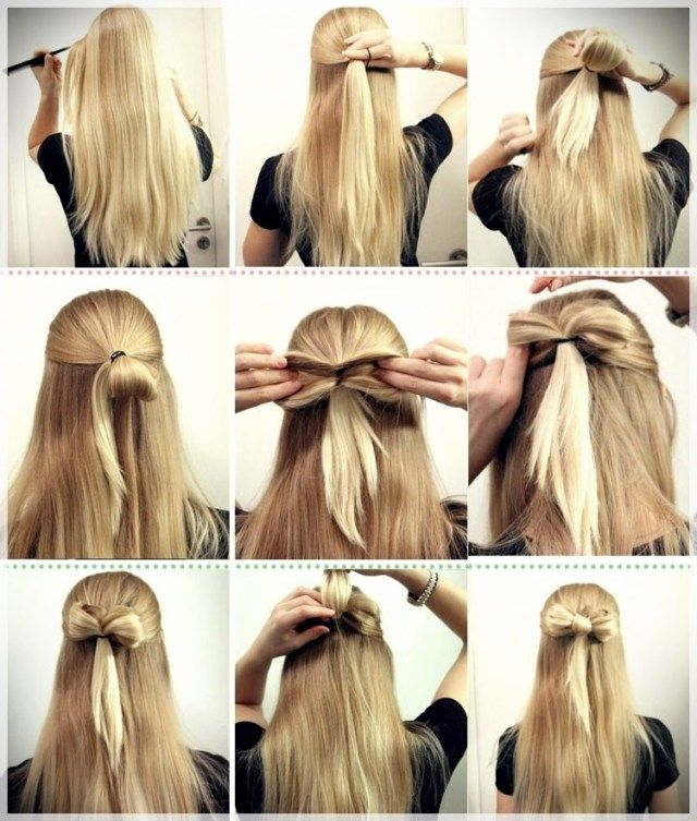 Diy Fast And Easy Hairstyles Styling Ideas With Instructions Hair Styles Long Hair Styles Easy Hairstyles