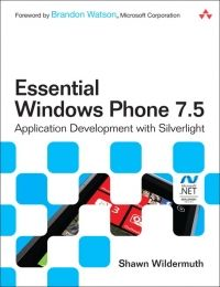 Essential Windows Phone 7.5 Pdf Download e-Book
