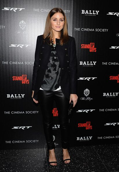 """Olivia Palermo Photo - The Cinema Society With Chrysler & Bally Host The Premiere Of """"Stand Up Guys"""" - Arrivals"""