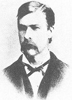 Morgan Earp, Assassinated  younger brother of Wyatt & Virgil. He was Shot through a  window killing him