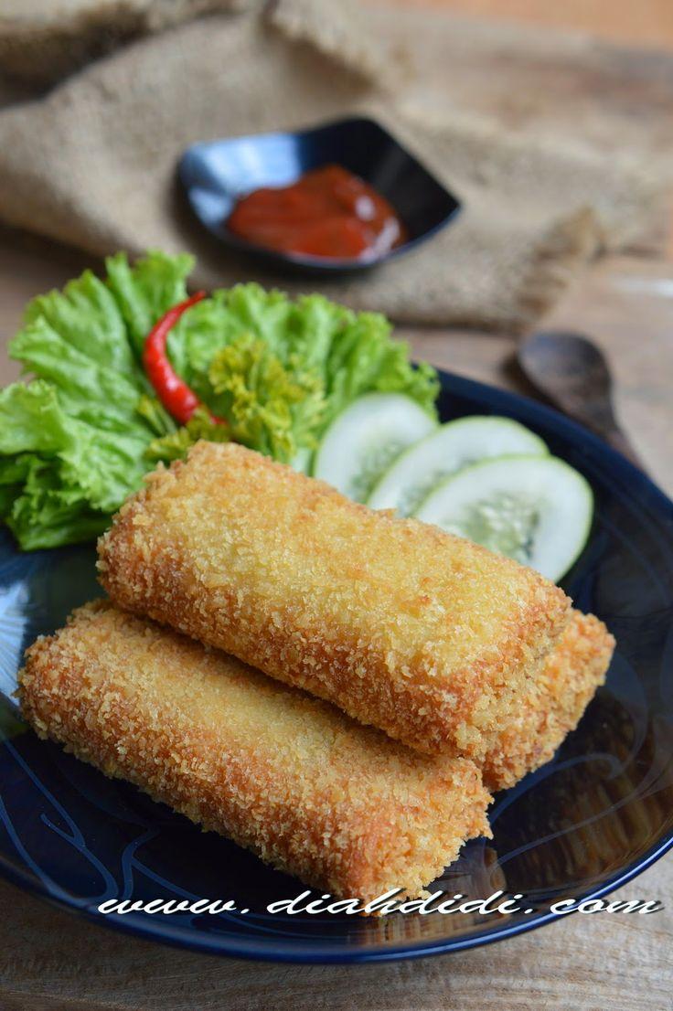 Diah Didi's Kitchen: Bikin Bekal Sekolah Anak Praktis & Bergizi Yuk Bersama Lock & Lock E-Cook Deco Fry Pan...Risoles Roti Tawar