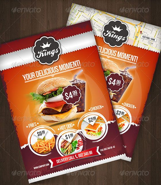35 best brochure food images on Pinterest Brochure food, Flyer