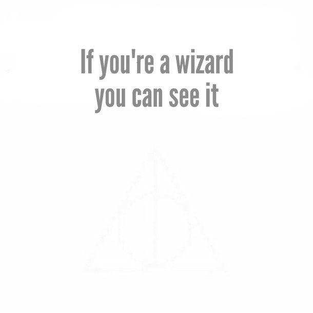 Yaaaaas. I can see it!