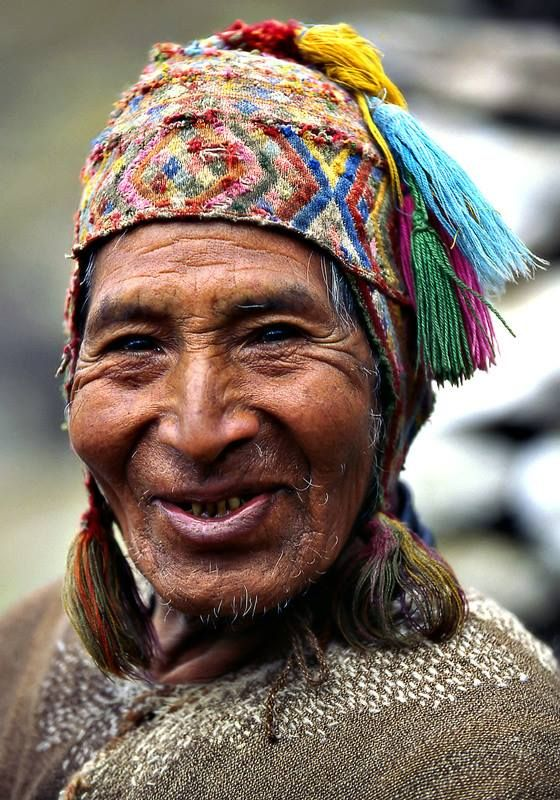 Descendant des Incas, les Q'eros