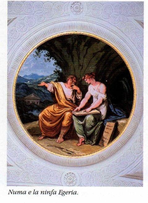 Piano Nobile - Palazzo Milzetti - Museo Nazionale dell'età neoclassica in Romagna