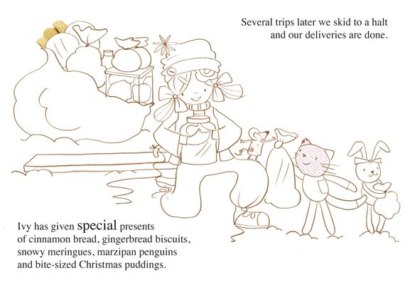 Welcome to this year's count down to Christmas, Emily Button has Fun in the Snow is a lovely new book for you to print off and colour in. Have fun! Page 14, Day 12. http://www.emilybutton.co.uk/News/