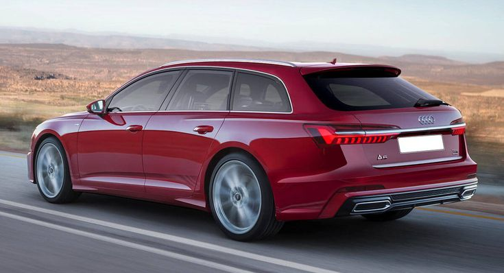 The upcoming A6 Avant will, like the saloon, feature some of the Prologue concept's design cues.