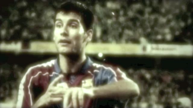 Josep Guardiola i Sala, A Blaugrana boy... by Alexandra Jonson. This is a tribute to a man a myth a legend.