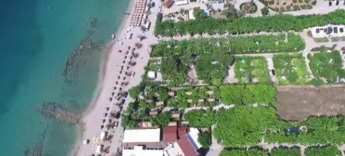 Αυτή η παραλία 2 ώρες από την Αθήνα είναι ο ελληνικός... Αγιος Δομίνικος [βίντεο]