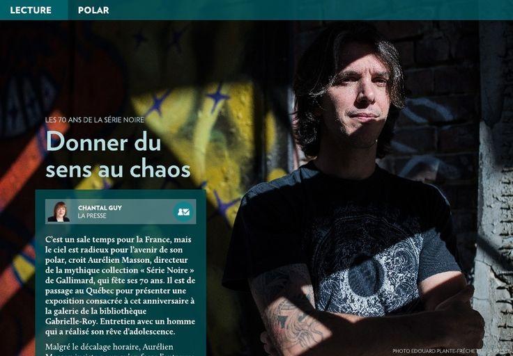 Donner du sens au chaos - La Presse+