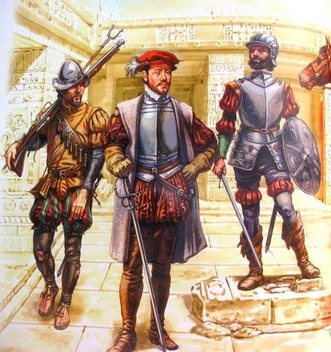Los Tercios Españoles | CLa organización de los Tercios varió muchísimo durante su existencia (1534–1704). La estructura original, propia de los Tercios de Italia, cuyas bases se encuentran en la ordenanza de Génova de 1536, dividía cada tercio en 10 capitanías o compañías, 8 de piqueros y 2 de arcabuceros, de 300 hombres cada una, aunque también se podía dividr el ejército en 12 compañías de 250 hombres cada una.