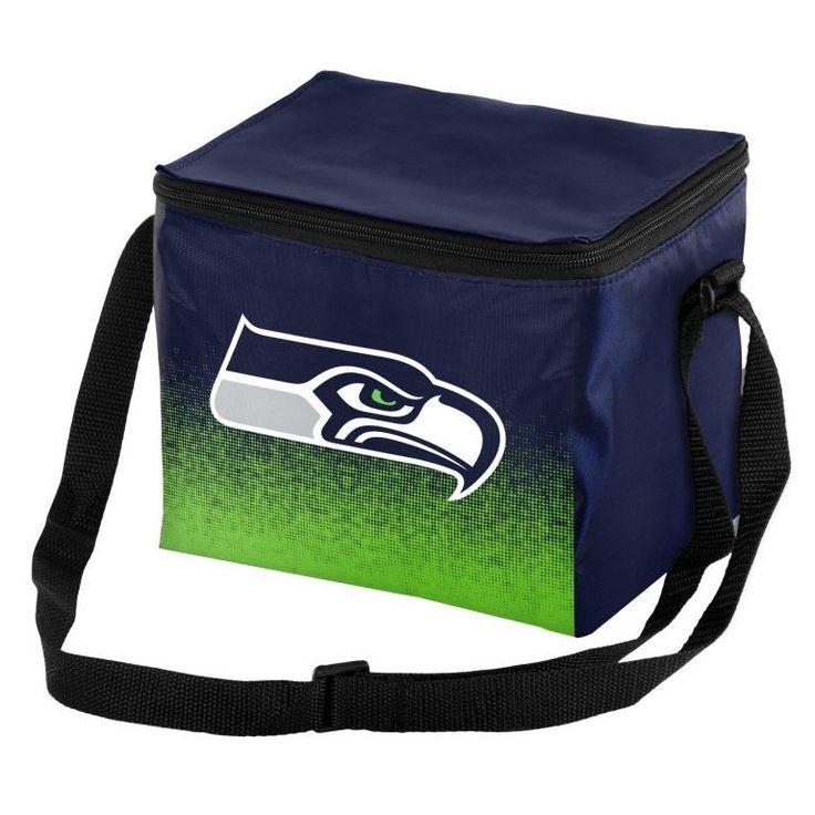 Seattle Seahawks NFL 2016 Gradient 6 Pack Cooler