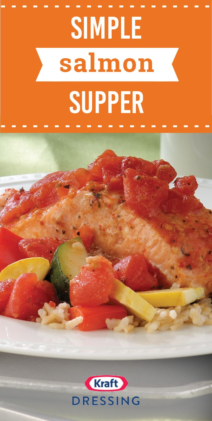 Simple Salmon Supper – Ready for a downright delicious option for fish fry? This delectable, zesty salmon recipe is ready in just 40 minutes, is filled with veggies, and has all the best flavors.