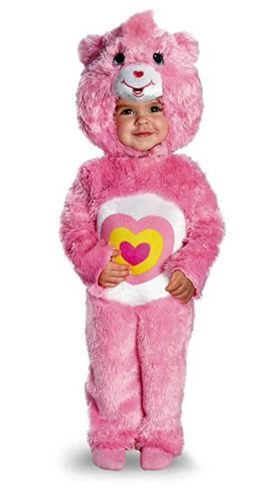 Disguise Baby Girl's Care Bears Wonderheart Bear Costume, Pink, 12-18 months | Clothing, Shoes & Accessories, Costumes, Reenactment, Theater, Costumes | eBay!