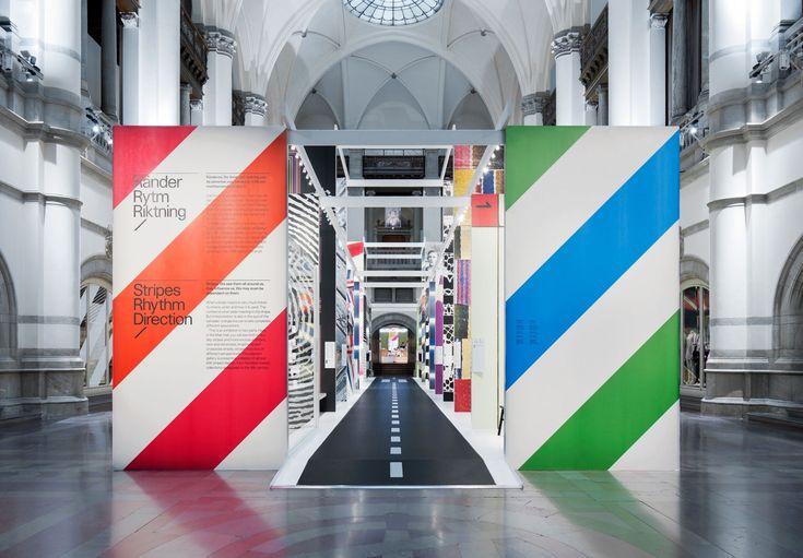 Stripes, Rhythm, Direction — Stockholm Design Lab