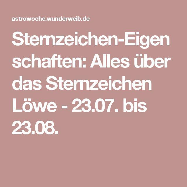 Sternzeichen-Eigenschaften: Alles über das Sternzeichen Löwe - 23.07. bis 23.08.