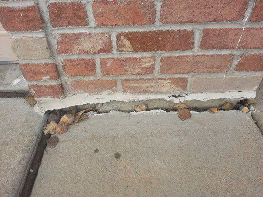 Polyurethane Foam Can Fix Concrete