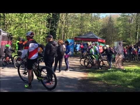 Lancement de ma saison VTT 2017 au CLM de l'Arbogne : un bon début
