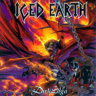 Iced Earth - the Dark Saga