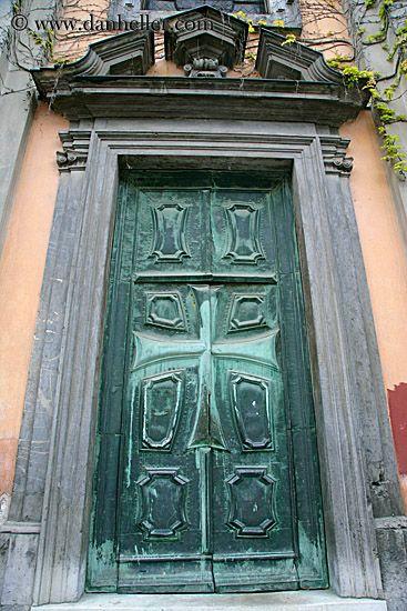 Antique door #door