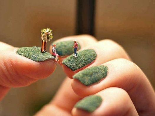 nail art,crazy nails