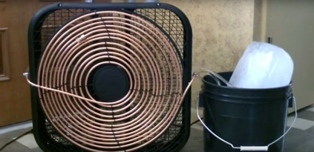 The Easy DIY Way to Turn a Fan into an Air Conditioner | TipHero
