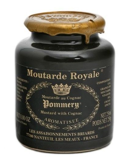 Moutard Royale Mustard | France