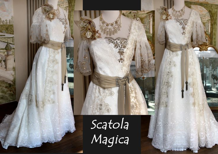 Costume 1900-1910 by Scatola Magica