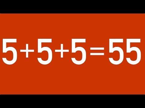 Sadece Çok Zeki İnsanların Yapabileceği 5 Bulmaca - YouTube