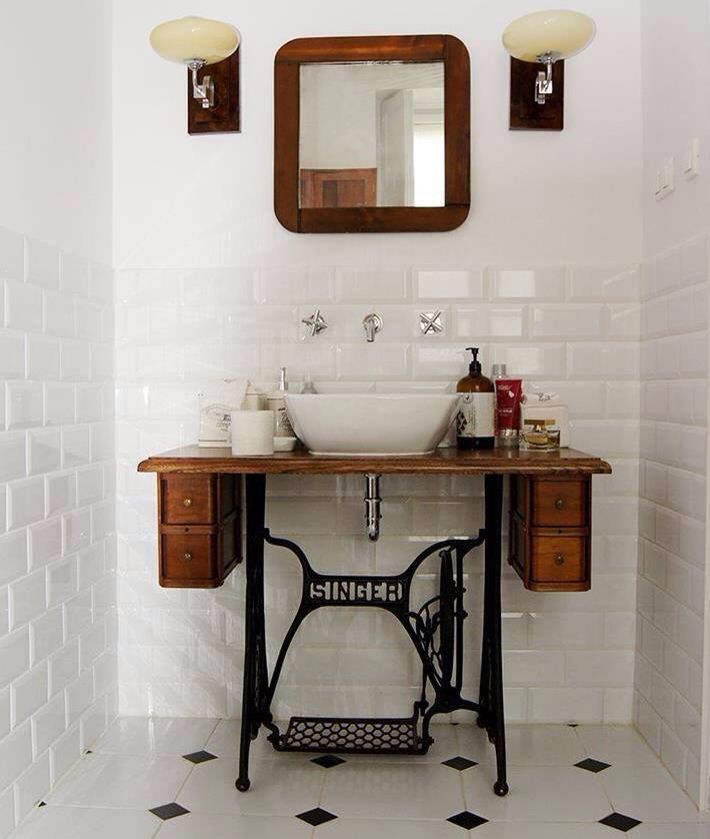 My ideal bathroom fitting...
