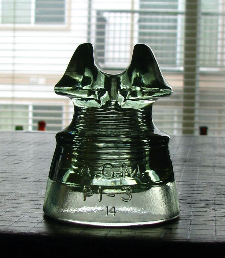 1222 Best Images About Insulators Glass Cool On Pinterest