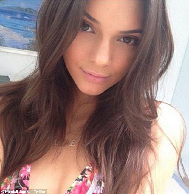 Cute 17 Year Old Girls best 25+ kendall jenner selfie ideas on pinterest | kendall jenner