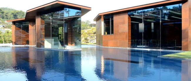Daeyang House Films Steven Holl Architects-Seoul South Korea