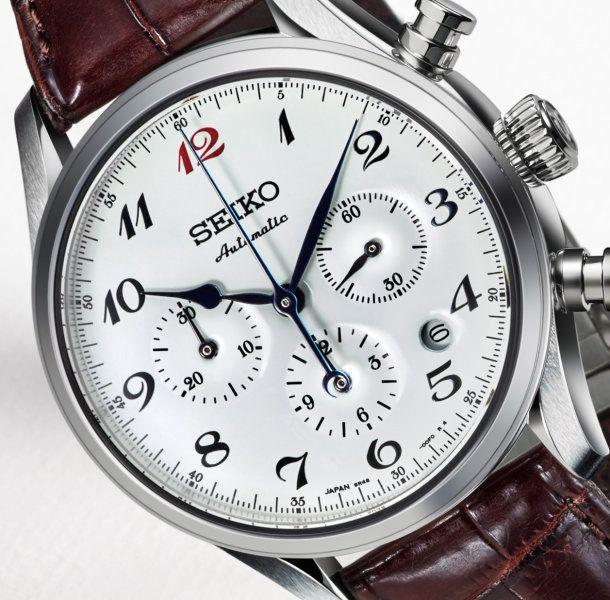 De nieuwe Seiko Presage collectie is geïnspireerd op Seiko's heritage in het maken van mechanische horloges op topniveau. De speciale Limited Edition Chronograaf heeft een zelfs een geëmailleerde wijzerplaat en is in een gelimiteerde oplage verkrijgbaar. Elke Presage is gebouwd om generaties lang mee te gaan. #seiko #défashionjuwelier www.juwelierknoef.nl