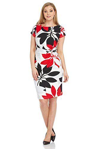 Roman Originals Women's Red Leaf Print Twist Front Dress ... https://www.amazon.co.uk/dp/B01MU6XWCK/ref=cm_sw_r_pi_dp_x_FwFSybNGWMVDX