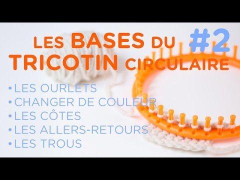 [Tricotin] n°3: Présentation des tricotins géants - YouTube