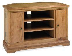 Provence Oak Corner TV Unit http://solidwoodfurniture.co/product-details-oak-furnitures-4055-provence-oak-corner-tv-unit.html